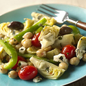 Marinated Italian Vegetable Toss