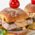 Florida Swordfish Sliders